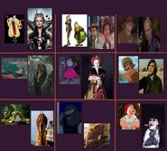 Unnofficial Disney Villains (Part 5)
