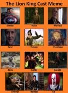 The Heroic King Cast Meme