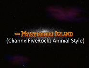 The Land Before Time 5 The Mysterious Island (ChannelFiveRockz Animal Style)