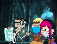 Denzel Crocker says for Leif and Pauline Welcome To The Court of Miracles