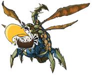 Mighty Eagle as Metal Kor