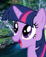 Twilight Sparkle in My Little Pony Crossover Villains 2; The Faeries Quest