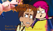 The Hero of Notre Dame Part 11 - Leo Helped Pauline Escape Leo's Fight Against Ratchet