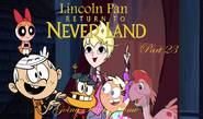 Lincoln Pan in Return To Neverland Part 23 - Going Back Home