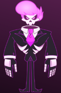 Mystery Skulls - Lewis