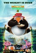 Kung Fun Womble 3 Poster