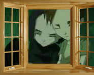 Ulrich and Yumi at the Window by ChannelFiveRockz