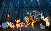 Lindsay White and the Seven Animal Friends