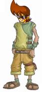 Proto Man as Ximon