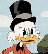 Scrooge McDuck in DuckTales (2017)