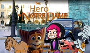 The Hero of Notre Dame Part 5 - Captain Ratchet Pauline the Gypsy The Palace of Justice