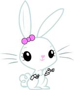 Lillian Bunny (with a shotgun)