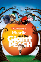 Charlie and The Giant Peach DVD