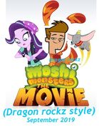 Moshi Monsters the movie Dragon rockz style