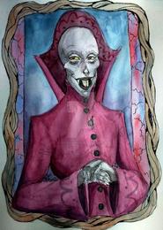 Draw Grim Gloom by Thebackgroundponies2016Style