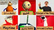 Baldi's Friends