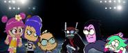 MLPCV - Ami Yumi and Kaz vs. Black Hat Professor and Fink
