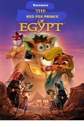 The Red Fox Prince of Egypt Poster