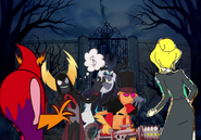 MLPCV - Lord Hater The Spy from Apartment 8-i Black Hat Lord Wander The Storm King The Spy from Apartment 8-i