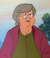 Widow Tweed in The Fox and the Hound