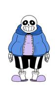 Sans In Undertale Animated Series