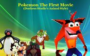 Pokemon The First Movie Poster