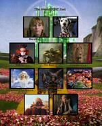 The Wizard of Oz Cast Meme
