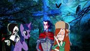 MLPCV -Grim Reaper Twilight Sparkle Wendy Corduroy Meets Ballister Blackheart