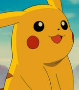 Pikachu in Pokemon Lucario and the Mystery of Mew