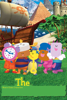 The Blue's Clues Characters (The Backyardigans)