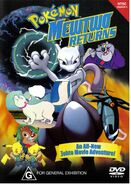 Pokemon Mewtwo Returns thebluesrockz