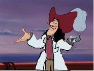 Mr Captain hook as dr z