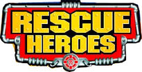 Rescue Heroes TV Series Logo