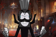 MLPCVTFB - Despair King Nixel says for in Evil Castle And some justice at last will be served.
