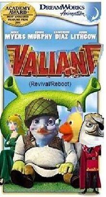 Valiant (Shrek) Revival Reboot-0