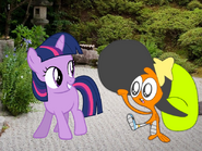 Young Twilight Meets Young Wander