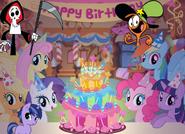 MLPCV - Twilight 's All Friends says Twilight Jr. Happy Birthday End Credits