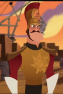 Rapunzel's Adventure Wiki - Captain of the Guards