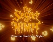 The Secret of NIMH (ChannelFiveRockz Style)