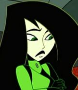 Shego in the TV Series