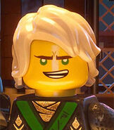 Lloyd Garmadon in The LEGO Ninjago Movie