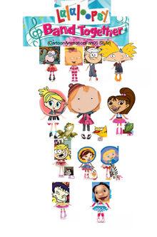 Lalaloopsy- Band Together (CartoonAnimationFan05 Style)