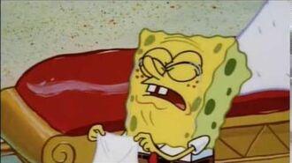Spongebob - I can't do it!