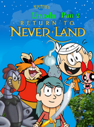 Lincoln Pan Return to Neverland Poster