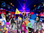 MLPCV - Villains Club Room