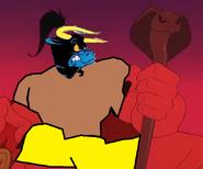 Mr. El Toro as Giant Yellow Monkey.