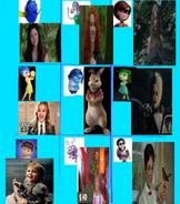 Disney Pixar Heroines (Movies236367's Version) Pt 2