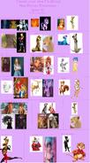 My Uniffical Non-Disney Princesses (Movies236367's Version) Part 2