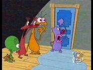 Space Goofs on Toon Disney (April 7, 2000 RARE)