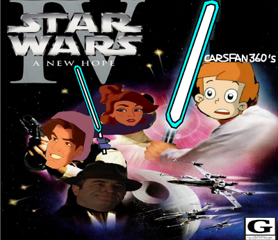The CarsFan360's Posters Part 09 - Star Wars Movies Part 04 - Star Wars